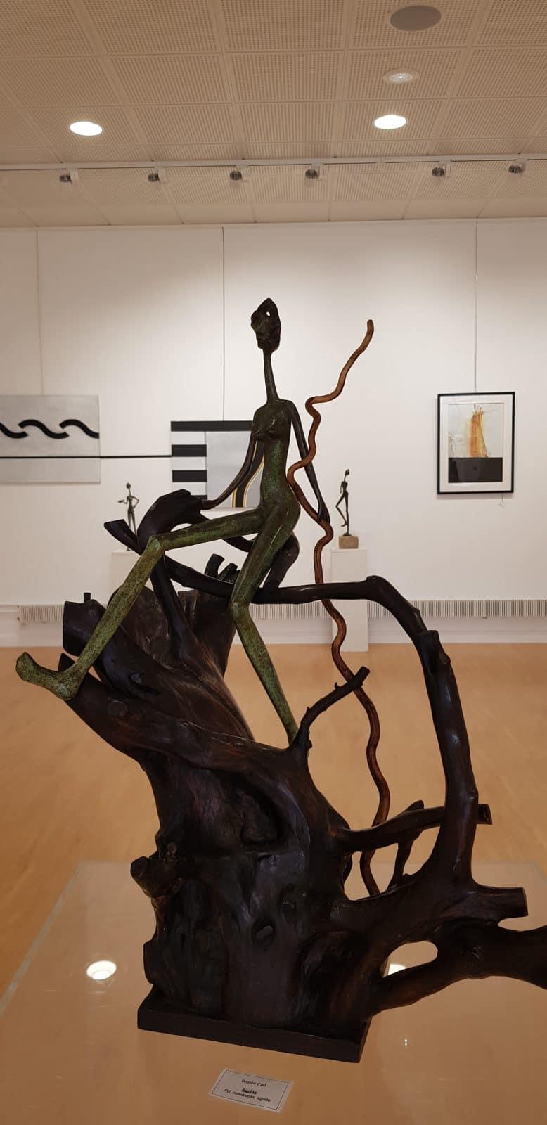 Exposition : Daniel Lambert et Francis Kerjouan