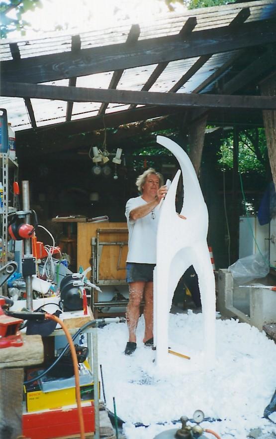 Techniques de modelage, sculpture et fonderie